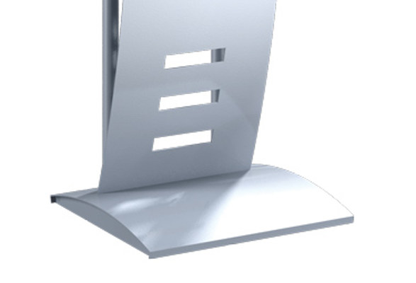 Design Prospektregal A4 AKRON - Standfuss