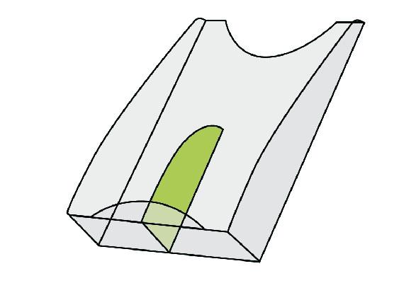Prospektständer drehbar ARLINGTON - Prospektfach