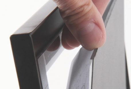 Prospektständer A4 BROWNSVILLE - Plakathalter