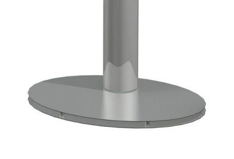 Prospektständer A4 MIAMI - Bodenplatte