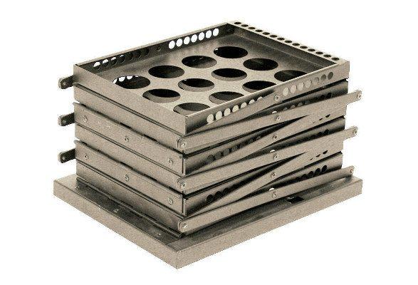 Prospektständer faltbar A4 DETROIT - kompakt