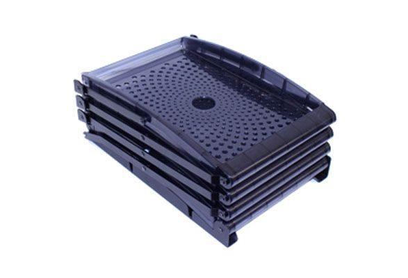 Prospektständer faltbar A4 OCEANSIDE - kompakt