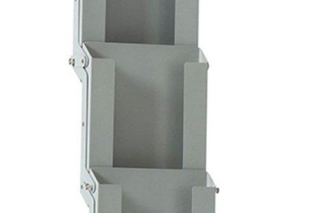 Prospektständer faltbar A4 ONTARIO - Prospektfach