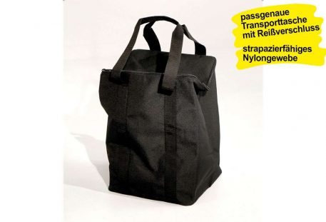 Prospektständer faltbar A4 SEATTLE - Transporttasche