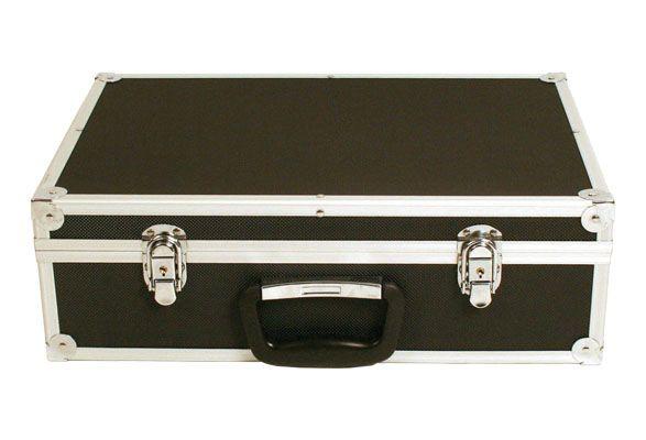 Prospektständer faltbar A4 HOUSTON - Transportkoffer