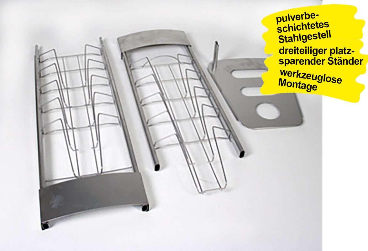 Prospektständer zerlegbar A4 PANAMA - kompakt