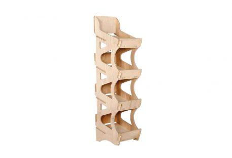 Verkaufsdisplay Holz SOTTILE - S